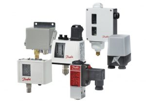 PRESSURE SWITCHES - DANFOSS
